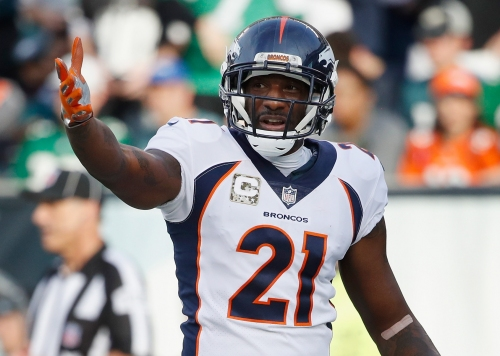 Aqib Talib appealing NFL's two-game suspension