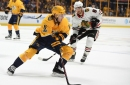 Nashville Predators 3, Chicago Blackhawks 2: Deja Vu