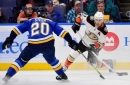 Blues seek another prolific bounce-back against Ducks