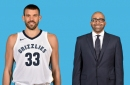 Marc Gasol, David Fizdale had barely spoken to each other in 10 months