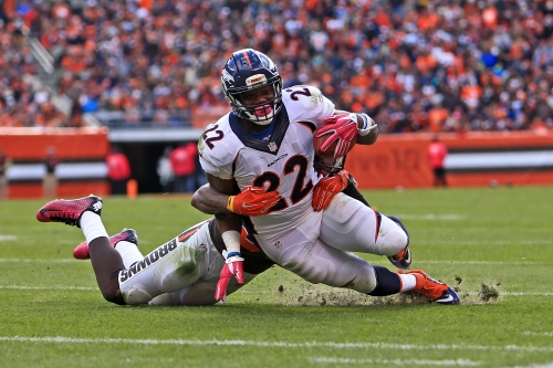 Only Browns, Giants and 49ers are ranked lower than Broncos in NFL power rankings