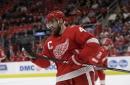 Red Wings' slumping Henrik Zetterberg must 'keep grinding'