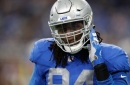 I didn't expect for Ezekiel Ansah's future in Detroit to be under question