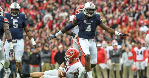 Opposing View: Auburn writer expects closer game but same result for UGA