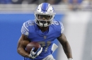 Lions injury report: Ameer Abdullah sits with a neck injury, Ezekiel Ansah finally is healthy