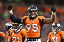 Broncos injury report: 6 players held out of practice