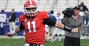 The rematch could come down to Georgia and Auburn's quarterbacks
