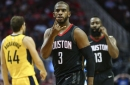 Rockets grab sixth straight victory, rout Pacers 118-97