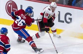 Price leads Canadiens to 3rd straight win, 2-1 over Senators (Nov 29, 2017)