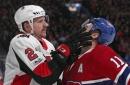 Ottawa Senators Fall 2-1 to Montreal Canadiens