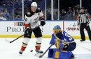 Vermette scores twice to lead Ducks past Blues (Nov 29, 2017)