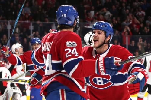 Canadiens vs. Senators game recap: It's called a winning streak