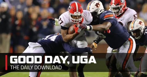 Georgia football: 3 keys to beating Auburn in the SEC Championship Game