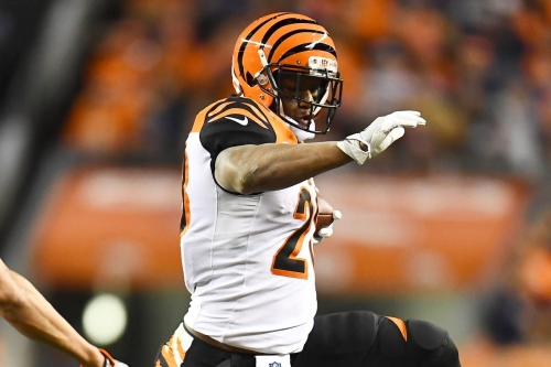 Joe Mixon nominated for NFL Rookie of the Week