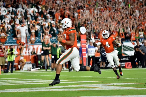 House Money - With Nothing to Lose, the Canes Challenge Clemson