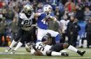 Bills injury report: Buffalo without a fullback Thursday