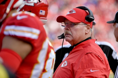 The Kansas City Chiefs are very streaky which could be good news ... maybe?