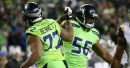 Seahawks' DE Michael Bennett says Cliff Avril's future is 'uncertain'; thinks fantasy football has made fans more callous about player injuries