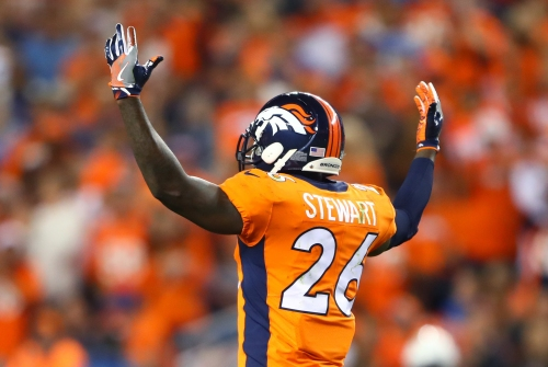Broncos' Darian Stewart fined $24,309 for hit on Amari Cooper