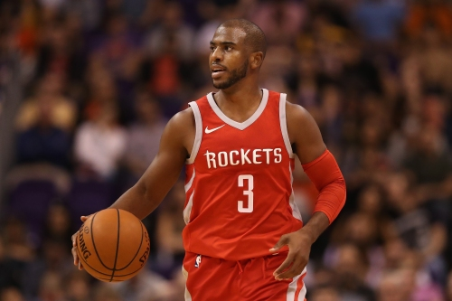 The Rockets have the best offense in the NBA with healthy Chris Paul