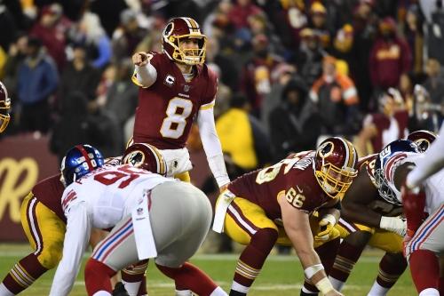 Redskins at Cowboys: Thursday Night Football Live Blog