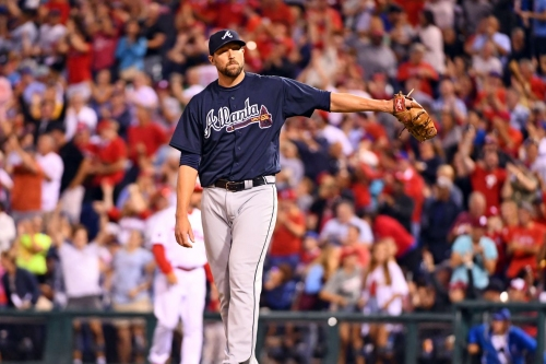 Atlanta Braves news: Bye bye, JJ
