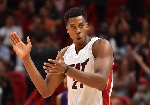 Trending stories: Hassan Whiteside injury, Carmelo Anthony, Iman Shumpert and more