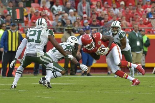 Arrowheadlines: Darrelle Revis expectations for Chiefs vs. Jets