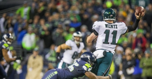 Sure, the LOB-lite held the 49ers in check. But what about Carson Wentz and his high-flying Eagles?