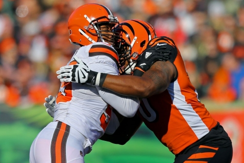 Bengals film room: Notes from defensive performance against Cleveland