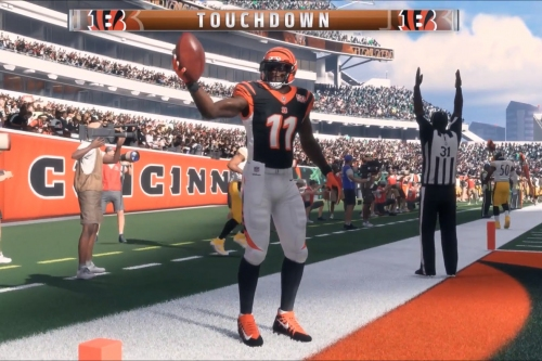 NFL Week 13 Bengals vs Steelers: Madden simulation predicts a defensive battle