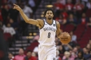MOMENT: Spencer Dinwiddie doing the big job in a big way