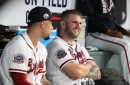 Braves non-tender Adams, Peterson, Santana