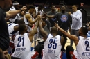 Milton Doyle, with near triple double, leads Long Island Nets to another win