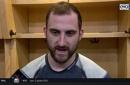 Nick Foligno explains chippy game vs. Anaheim: 'That's hockey'