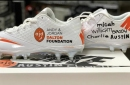 A look at the cleats Bengals players will be wearing for My Cause, My Cleats