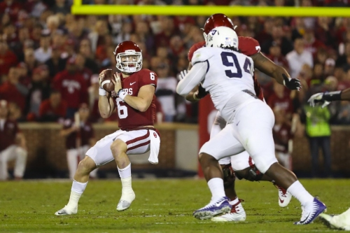 College Football Saturday: #3 Oklahoma Faces #11 TCU in the Big 12 Championship