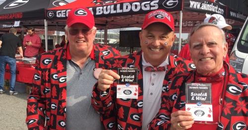VIDEO: Kroger Tailgaters of the Week vs. Auburn SEC Championship
