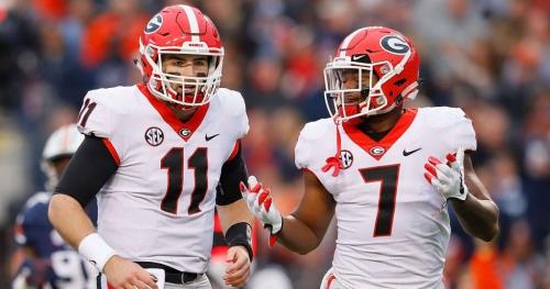 Georgia-Auburn football: Live updates, score from SEC Championship game