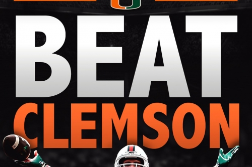ACC CHAMPIONSHIP GAME OPEN THREAD: Miami Hurricanes vs Clemson Tigers