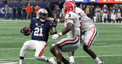 Instant Analysis: 'Revenge Tour' rolls on as Georgia beats Auburn, wins SEC championship