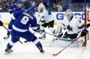 Tyler Johnson, Nikita Kucherov lead Lightning to big win over Sharks