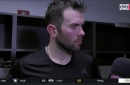 Keith Yandle on OT loss: We showed a lot of fight tonight