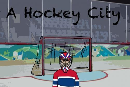A Hockey City: Be Yourself