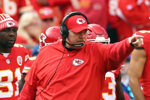 Chiefs' Andy Reid giving up playcalling duties to OC Matt Nagy tells us a couple of things