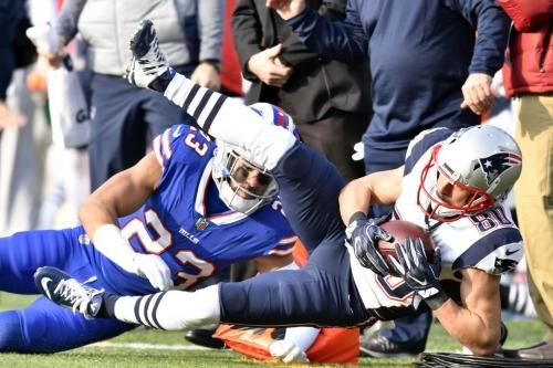 New England Patriots 9, Buffalo Bills 3: Second half open thread
