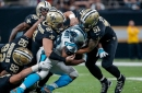 Panthers at Saints Final Score: Panthers struggle on all levels, drop their 4th loss 31-21.