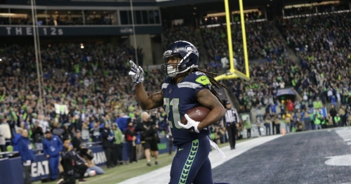 Seahawks get the timely big plays from big players to upset NFL-leading Eagles 24-10