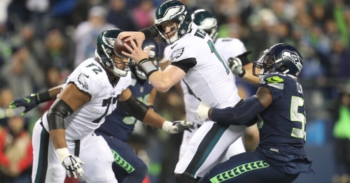 Analysis: Seahawks earn an A on defense for keeping Eagles in check