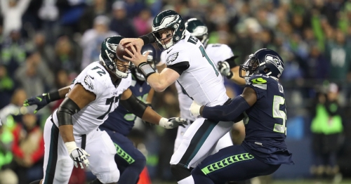By grounding Eagles, Seahawks wake up rest of NFL, show they're still contenders
